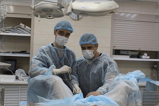 эндоскопическое удаление камня мочеточника(контактная литотрипсия)
