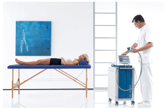 ударно-волновой терапевтический комплекс